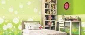 Cân nhắc việc sử dụng sơn hay giấy dán tường?