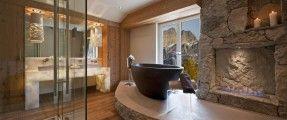 Thiết kế nội thất khu nghỉ dưỡng