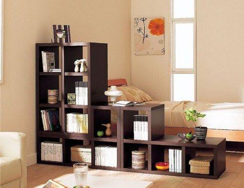 Bạn nên hạn chế chia nhiều phòng và sếp đồ đạc cồng kềnh trong căn hộ nhỏ