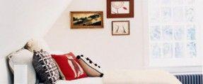 Phòng ngủ đẹp và tiện nghi với 10 bí quyết đơn giản