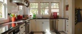Lựa chọn vật liệu thông minh cho sàn bếp