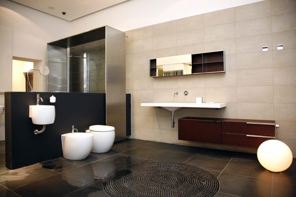cách lựa chọn gạch ốp lát bền đẹp cho nhà tắm và vệ sinh.