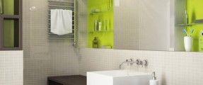 Tuyệt chiêu bố trí phòng tắm sang trọng, thoáng mát với diện tích chỉ 4 m2