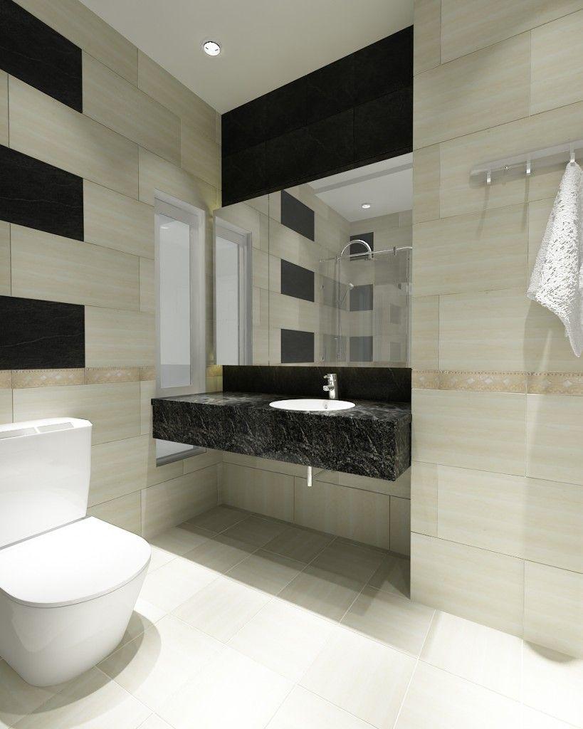 chọn gạch ốp lát nhà vệ sinh theo chất lượng gạch.