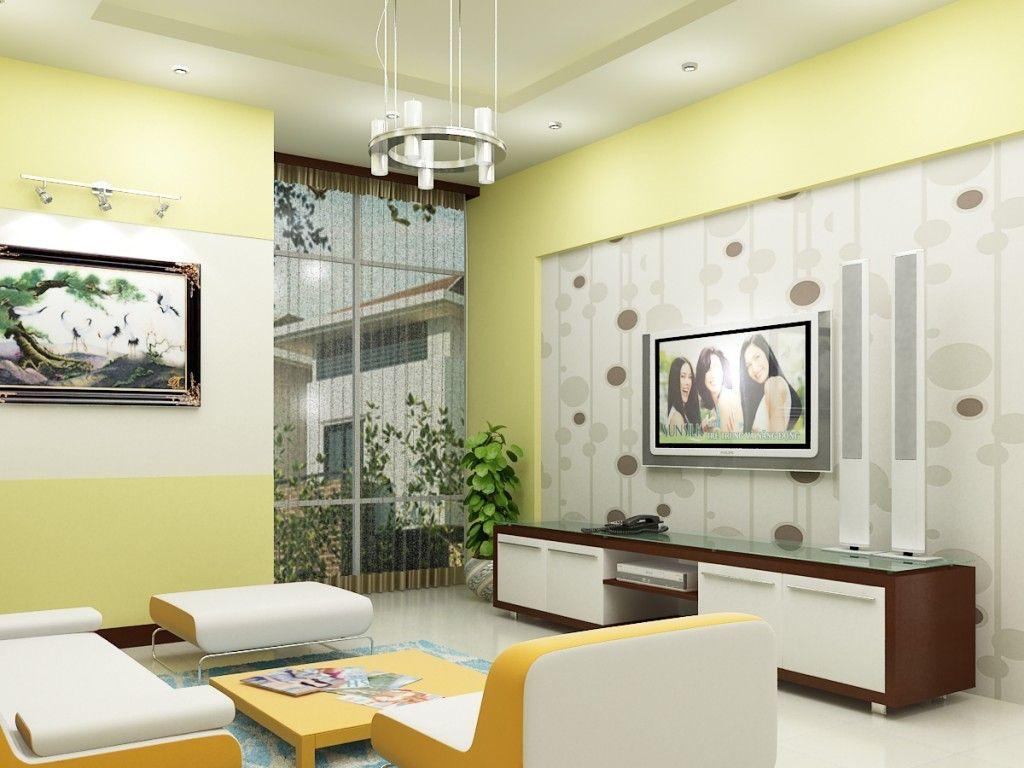 lựa chọn màu sơn đẹp cho phòng khách