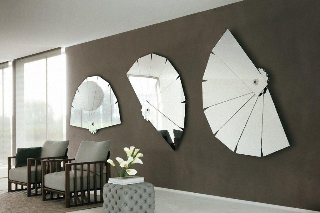 trang trí nhà đẹp và mát mẻ với gương