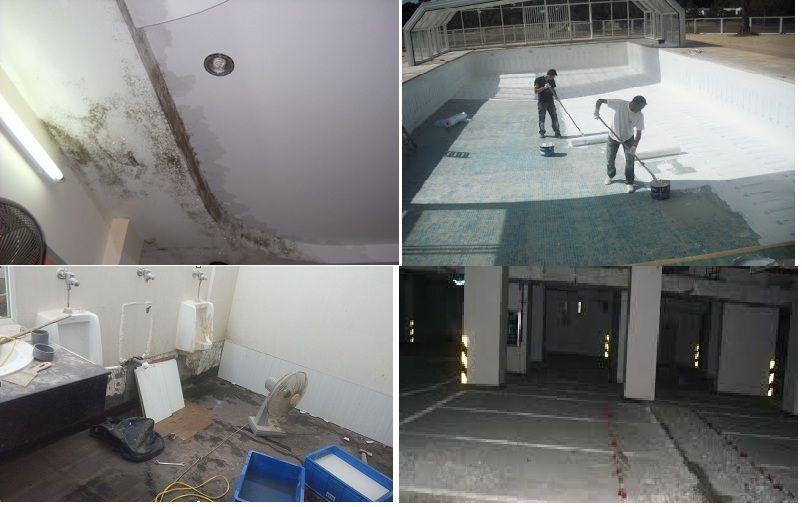dịch vụ chống thấm sửa chữa nhà trọn gói tại hà nội.