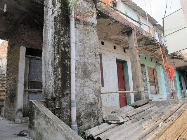 sửa chữa cải tạo lai nhà xuống cấp tại quận ba đình.