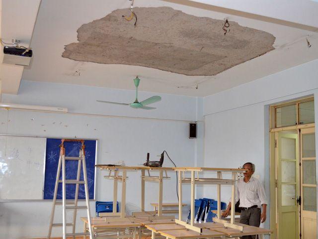 những nguyên nhân cần phải sửa chữa nhà.