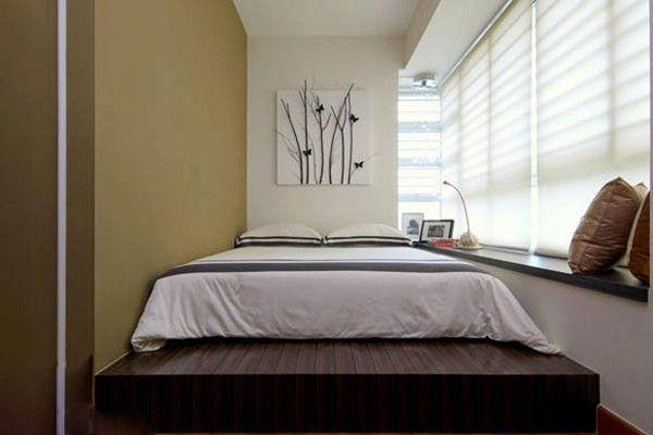 giải pháp cải tạo phòng ngủ nhỏ phổ biến