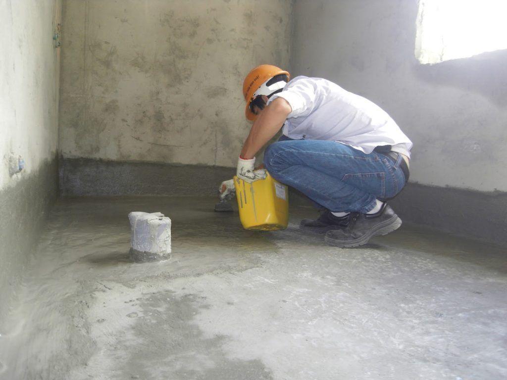 chống thấm ngược hiệu quả cho công trình.