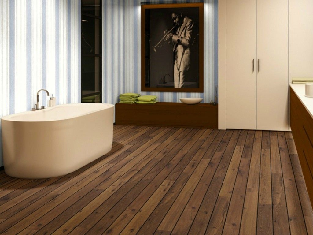 kinh nghiệm chọn sàn gỗ đẹp và bền cho phòng tắm