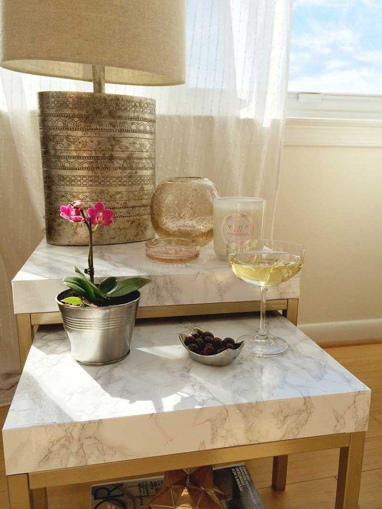 mẫu bàn đá cẩm thạch đơn giản đẹp và sang trọng.