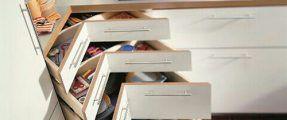 Các mẫu tủ siêu thông minh & tiện dụng cho nhà bếp siêu nhỏ