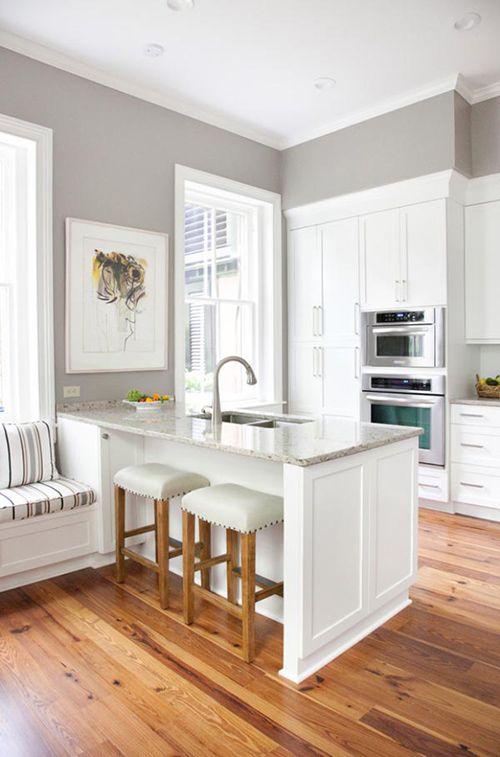 thiết kế tủ nhỏ tiện dụng thông minh cho nhà bếp.