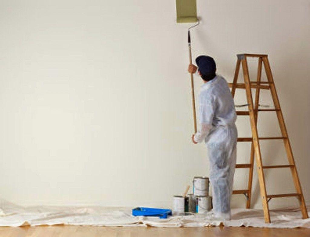 sơn lót tường nhà trước khi sơn chống nấm mốc