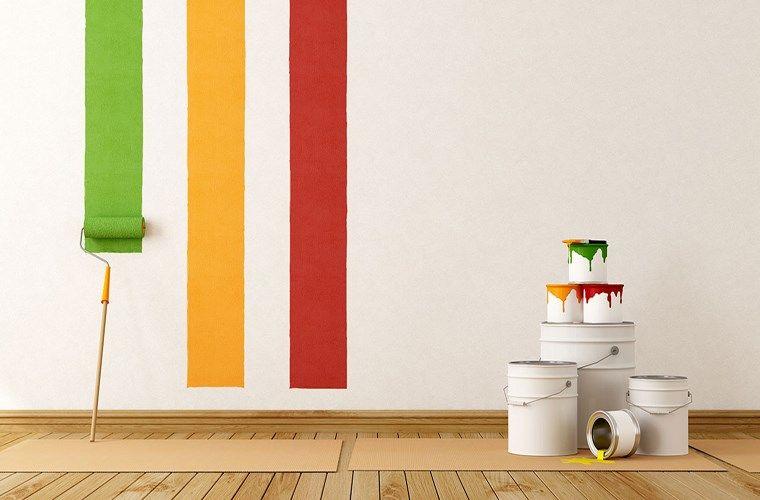 sơn chống nấm mốc cho tường nhà