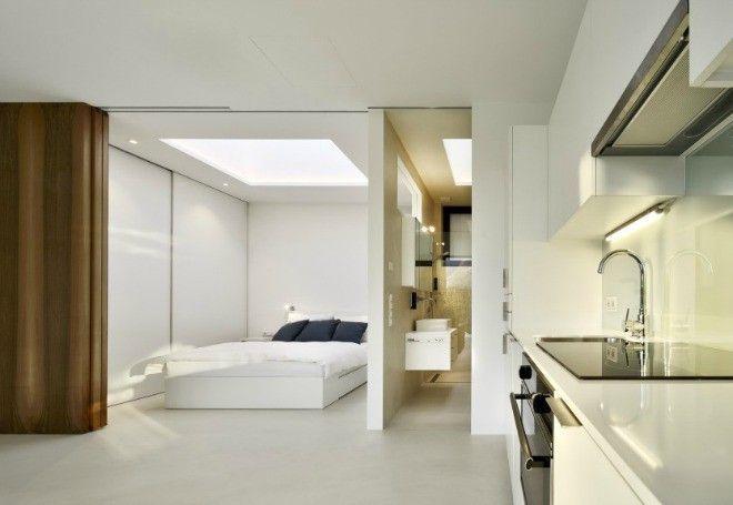 thiết kế phòng ngủ, phòng tắm nhà bếp tam hợp theo phong thủy