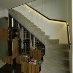 mẫu cầu thang đa năng tiện nghi cho nhà phố nhỏ hẹp