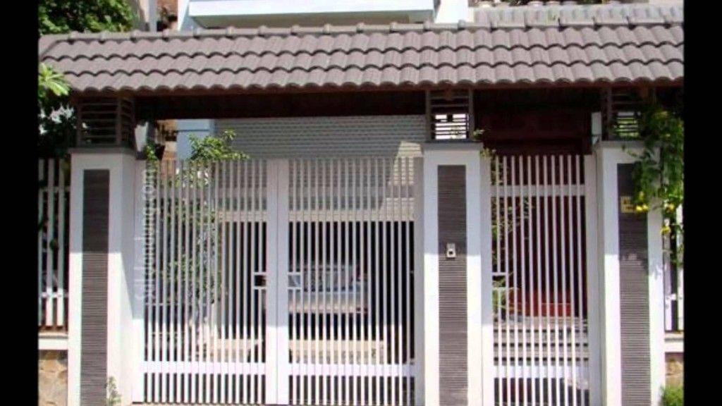 cửa cổng sắt đảm bảo an toàn cho nhà bạn