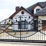 ưu điểm lớn của cửa cổng bằng sắt