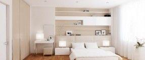 Thanh lịch với gam màu trắng cho nội thất chung cư