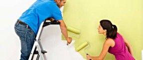 Khắc phục sự cố khi sơn nhà