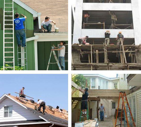 sửa chữa cải tạo nhà trọn gói tại quận hà đông.