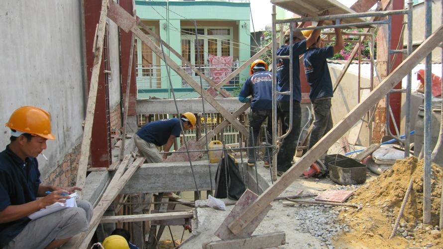 dịch vụ sửa chữa nhà trọn gói giá rẻ tại huyện gia lâm.