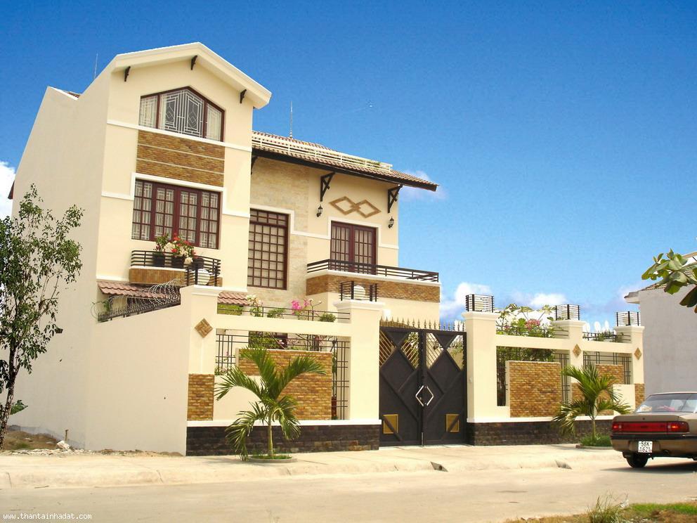 Ngôi nhà đẹp cần sự hòa hợp giữa nội thất và ngoại thất.