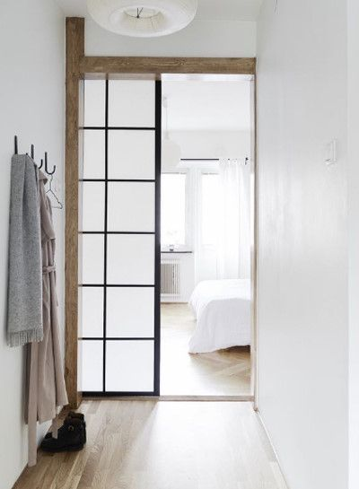 thiết kế nội thất tối giản tinh tế phong cách nhật.
