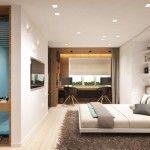 cải tạo nhà đẹp và tiện nghi cho những căn hộ siêu nhỏ hơn 20 m2