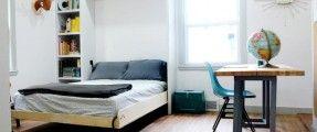 cải tạo nội thất tận dụng không gian cho phòng ngủ dưới 10 m2