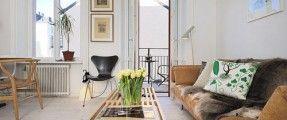 Thiết kế nội thất xinh xắn, tinh tế cho chung cư dưới 40 m2