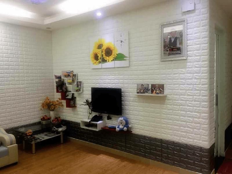 Xốp dán tường có bền không khi sử dụng lâu ngày