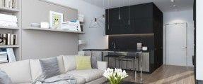 Ý tưởng thiết kế nới rộng không gian cho những căn hộ nhỏ dưới 30m2