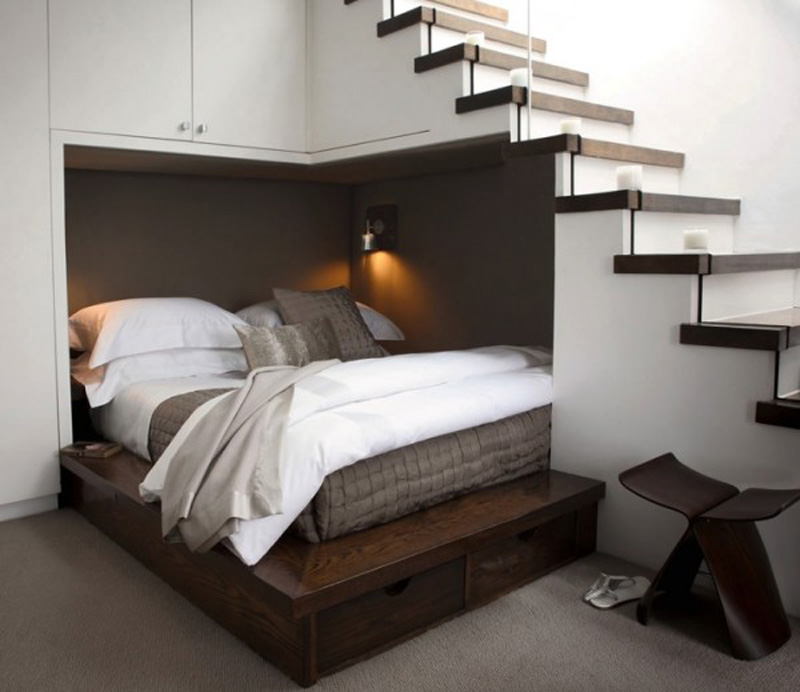 ý tưởng thông minh thêm phòng ngủ cho nhà nhỏ
